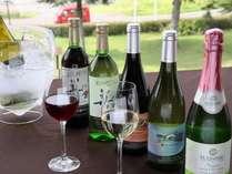 ◆長野・新潟県産ワインの飲み比べセット*コースレストランのみで提供