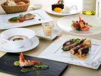 ◆特別料理【コンフィヤンスコース】*イメージ *ご利用日3日前までの予約制