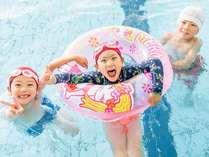 ◆室内プールもあります♪スイムキャップをお持ちください!