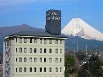 晴れた日には客室から富士山が!!日本一の山が見られるホテルです☆