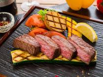【森の音米沢牛コース】山形の大地と森の恵みを味合う、米沢牛メインの創作お料理プラン(禁煙)