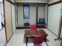 如月のお部屋です。1Fで1~3名利用となっております。