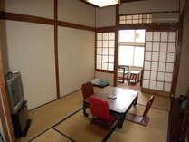 水無月のお部屋です。2Fで1~3名利用となっております。トイレは付いておりません。