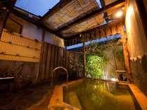 【貸切風呂】天然の別府温泉を心ゆくまでお楽しみください