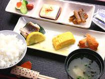 朝食翌朝は手作り和朝食を食べて元気いっぱい種子島探索へお出かけください!(^^)!