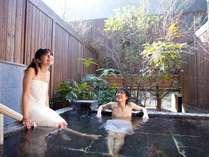 別温泉館『吉祥の湯』併設の貸切風呂は全6室