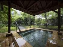 吉祥の湯-木風呂