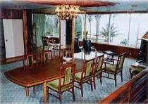 【貴賓室】2フロアーを使用した贅沢なお部屋です