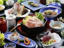 【和会席一例】さつまの郷土料理に小鯛の姿造りが味わえる会席