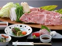 【和会席一例】90分豚しゃぶしゃぶ食べ放題の和会席