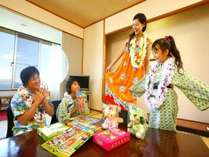【和室】家族だんらんの時間(^・^)♪