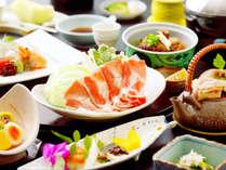 【和会席一例】鹿児島の『黒』の名の付く食材を使用した会席※写真はイメージです※