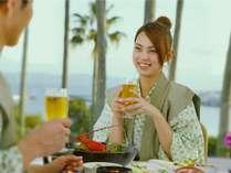 【ダイニングフェニクス】食事をしながら飲むお酒はまた別格♪