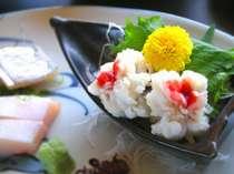 紀州・夏の風物詩、ハモ料理は6月よりご提供致します。