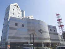 【外観】富山駅徒歩10分!ビジネス・レジャーに