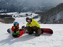 徒歩0分! 初心者から上級者まで楽しめる白馬乗鞍スキー場♪