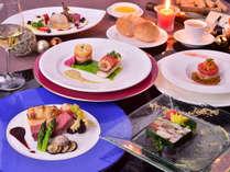 洋食コース 一例