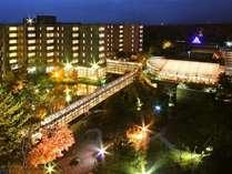 軽井沢アウトレット送迎あり 美肌の湯の温泉リゾートホテル テラス露天・半露天客室オープン