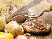 【バイキング】信州上州『美味しい』名物バイキング 鉄板焼の牛ステーキも食べ放題!!