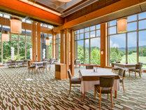 【1泊2食付】ゴルフ場併設のリゾートホテルで天然温泉と創作フレンチを愉しむ極上の休日
