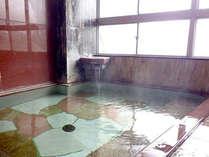 *【大浴場】柔らかい泉質で、しっとりとした湯ざわり。