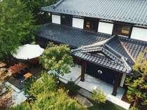 こじんまりした落ち着きのある日本家屋のお宿です。