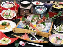 【春の越前会席】三国の美味しい海の幸がたっぷりと味わえます!