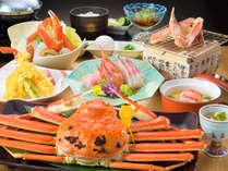 黄色いタグが美味しさの証。福井の冬のご馳走を心行くまでご堪能ください。