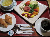 クオカード2000円+選べる朝食