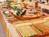 ☆九州うまいもんが盛りだくさん!多種多彩な料理が味わえる♪和洋中スペシャルバイキング