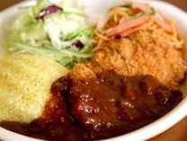 【とっとっと】長崎生まれの「トルコライス」をメインとした洋食店(800円~)。(ミールカード対象)