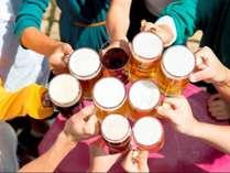 様々な種類のビールが大集合