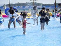 小さな子どもも安心!WAIWAI ビーチ