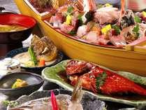 食する宿の漁師料理