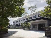 旧軽井沢ホテル全景