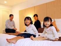 【客室】*イメージ*思い出に残る家族旅行を☆お子様用アメニティもご用意可能!