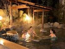 お食事後はゆっくりと温泉に浸かって癒されてください♪