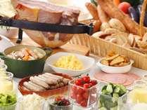 朝食バイキング(洋食) 営業時間 7:00~9:30