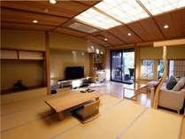 2017年10月新設客室「萩」