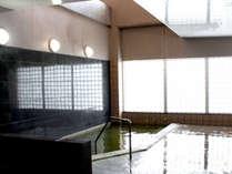 大浴場は稚内温泉となっております。旅の疲れを流してください。
