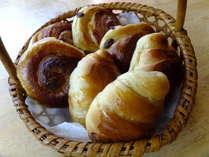 ころぼっくす自慢の手作りパン