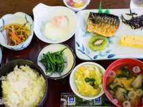 お食事処やはぎ朝定食(和食)予約制