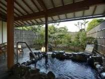 『岩風呂タイプ』庭園をリニューアル。コンセプトは小鳥のさえずるお庭。