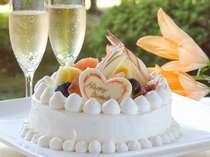 ■バースデープラン ◆大切な人の誕生祝いを盛大に・・☆特製バースデーケーキ&舟盛り特典付きプラン♪◆