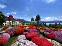 岩崎男爵の別邸を譲り受け、開業60年を迎えたクラシカル・リゾートホテル