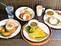 【マレーシア料理】3つ星ホテルでシェフをしていたシェフによる絶品のマレーシア料理をご堪能ください。