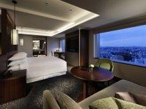 横浜西口すぐ目の前の世界ブランドホテル、横浜ベイシェラトン