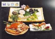 ♪期間限定で三河の海の幸をお値打ち価格で(通常の二食付きプランと品数など変わります)