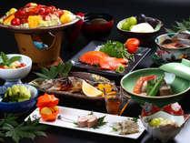 スタンダード◆自家野菜、自家米を使った地産地消の創作料理です