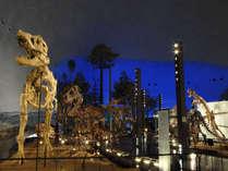 福井県立恐竜博物館(お車で約10分)